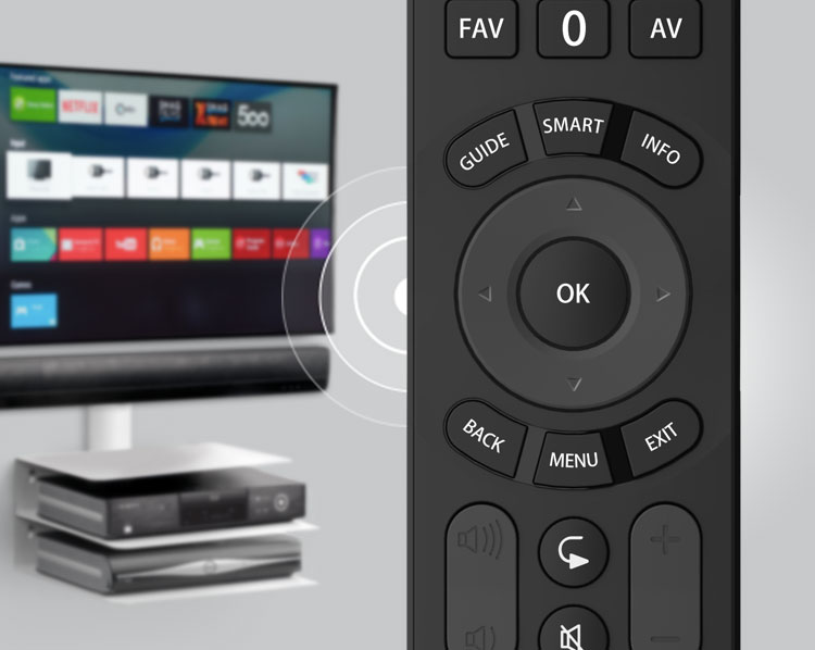 URC7125 Evolve 2 Remote