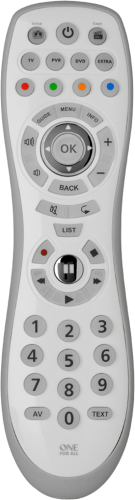 URC6440 Simple 4 Remote